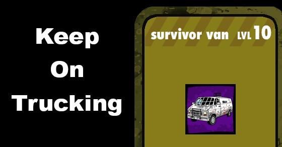 "Survivor Z ""Survivor Van"" Challenge goes live April 1"