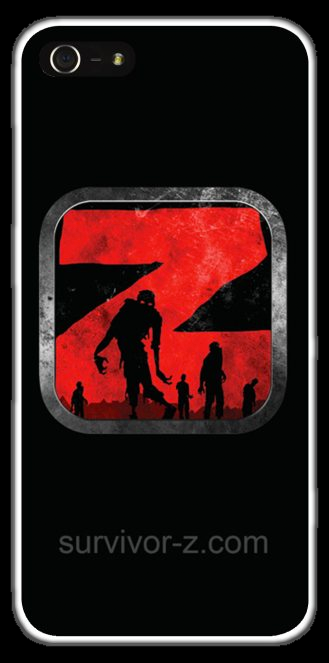 Survivor Z iPhone Case