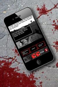 ZDAY Survival Simulator App Screen2
