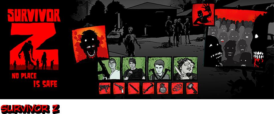 Survivor Z Game Page