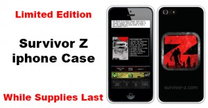 Limited Edition Survivor Z iPhone Case