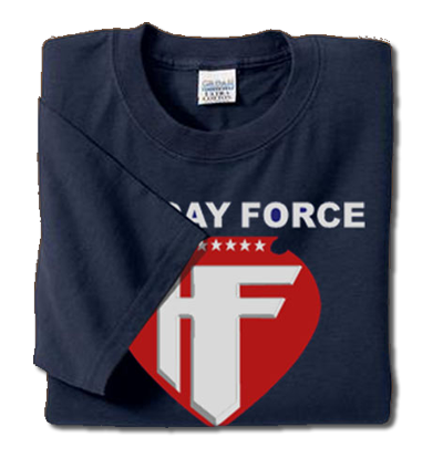 Holiday Force T-Shirt